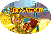 Онлайн слоты King's Treasure